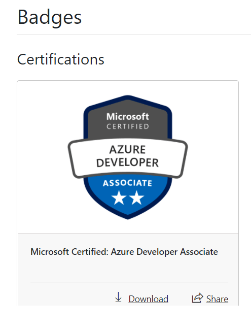'Microsoft Learn Certification Portal